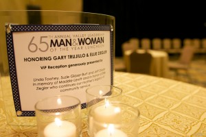 Valley Leadership-Man and Woman of the Year Awards.