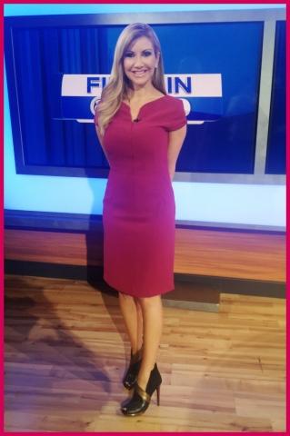 Carey Pena News Anchor at 3TV Phoenix