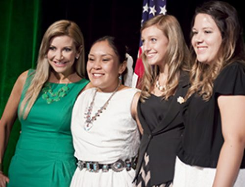 Girl Scout Women and Young Women of Distinction Awards