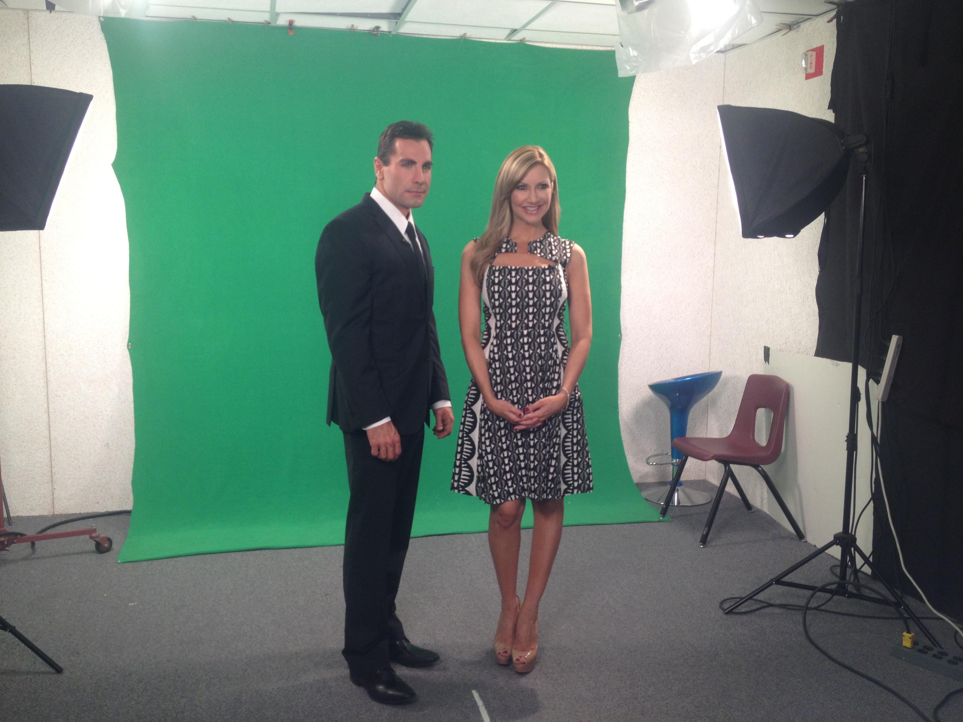 Carey Pena & Brandon Lee at 3TV Phoenix