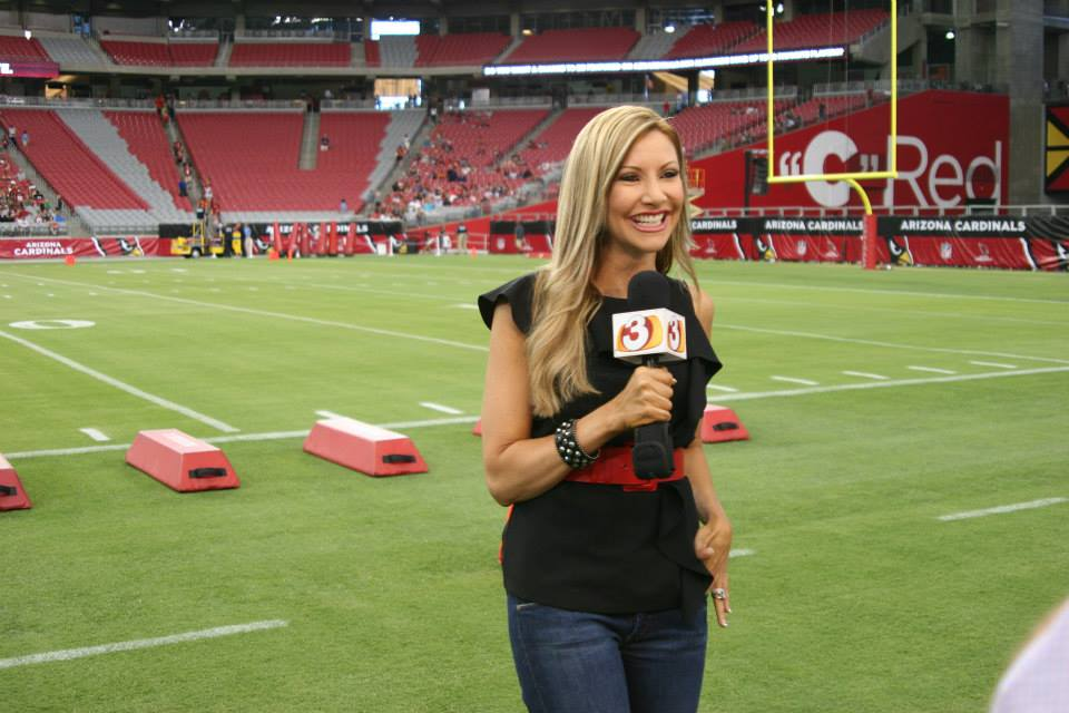 Carey Pena live coverage of the Arizona Cardinals