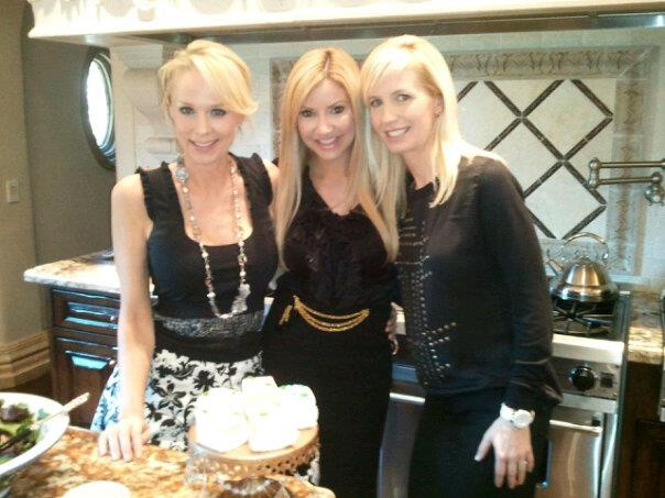 Carey Pena, Suzanne Bissett and the Hopeless Housewife Erika Monroe Williams