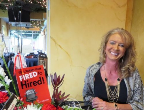 From Fired To Hired Author Shares Success Story