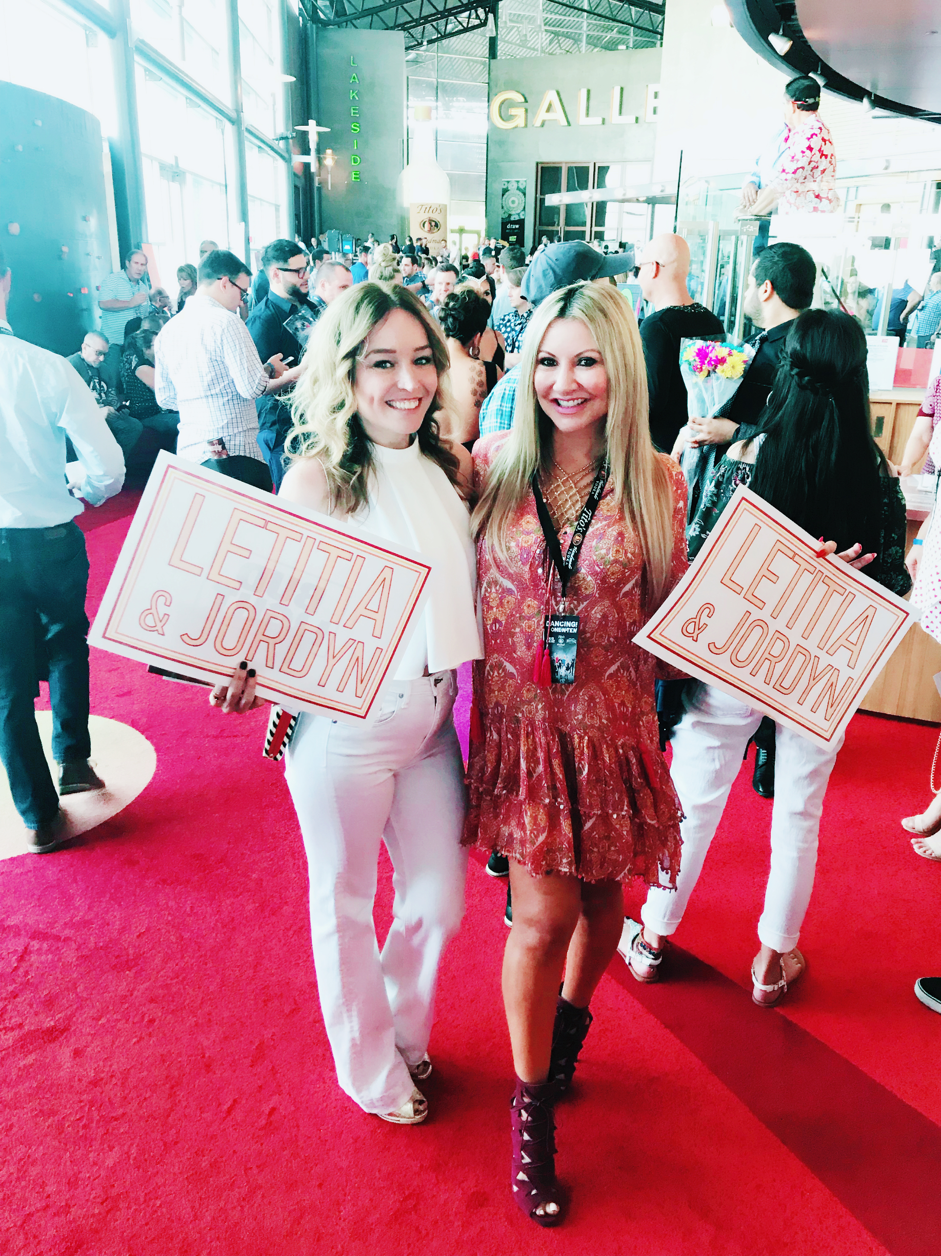 Carey Pena and Tyler Butler attend One N Ten Event