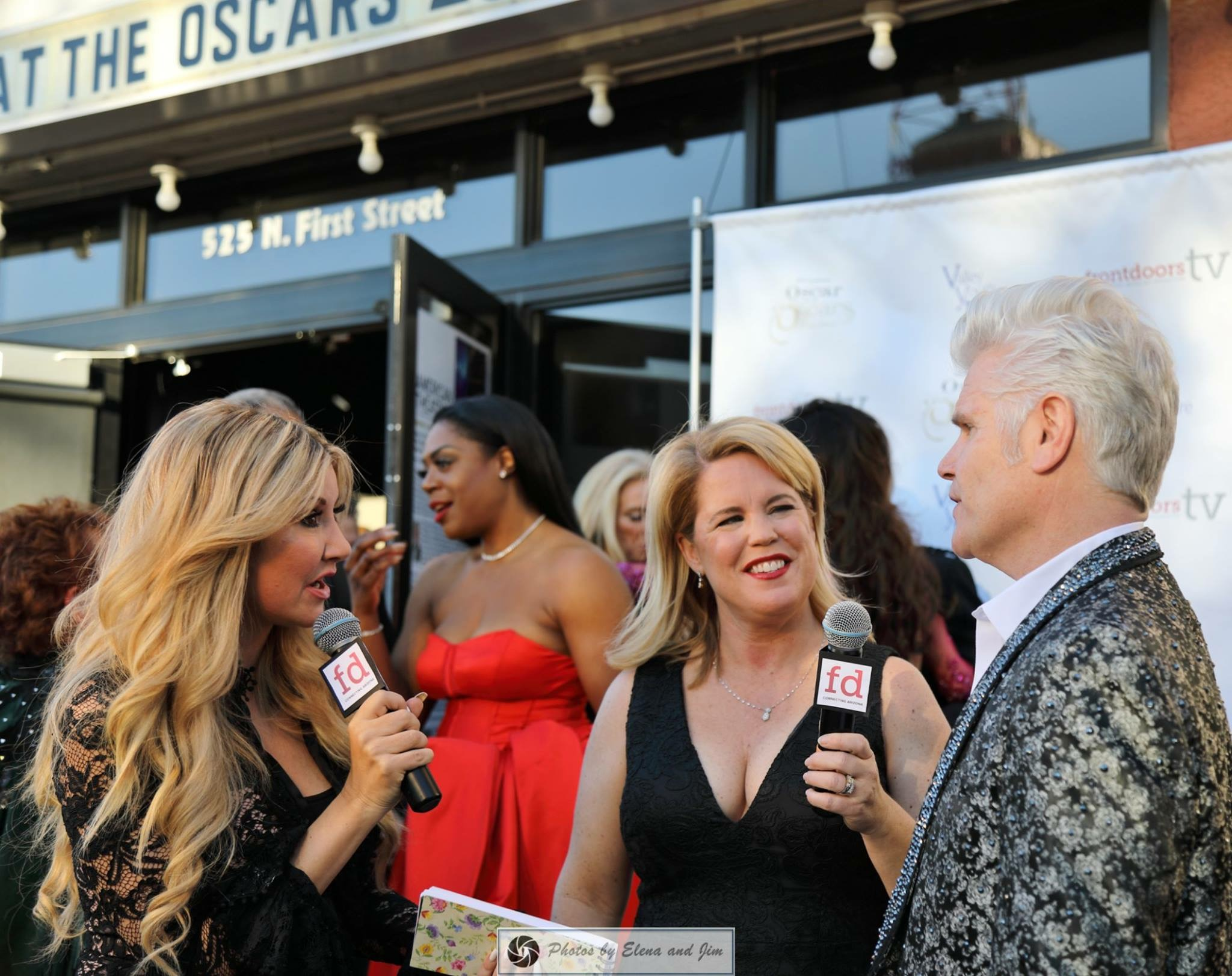 Carey Pena hosts Red Carpet Event at Valley Youth Theater Phoenix